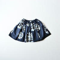 "【 franky grow 2020SS 】19SBT-252a AIRY SKIRT "" スカート "" / NAVY"