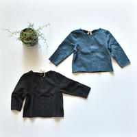 【 GRAY LABEL 2018AW】 Baby Cardigan / 70-75cm