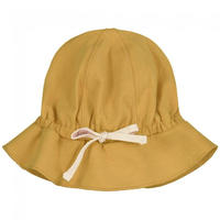 "【 GRAY LABEL 2020SS】Baby Sun Hat  ""帽子"" / 1-2歳 / Mustard"