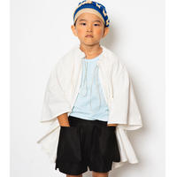 "【 folk made 21SS 】pocket short pants "" ショートパンツ "" / black / S-L"