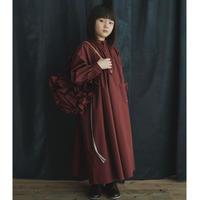 """【ノベルティバッグ付き】【 GRIS 2020AW】GR20AW-DR001A  Dreaming Dress """"ワンピース"""" / Rose / M-L"""
