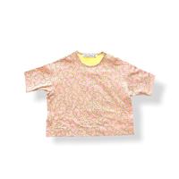 """【 ミナペルホネン 21SS 】ZS8108P ensoku """" Tシャツ""""  / pink / 110-140cm"""