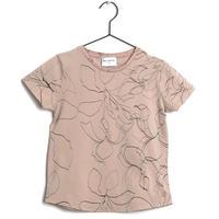 【 WOLF & RITA 2019SS 】SEBASTIAO - T-shirt / BEGE SKETCHES