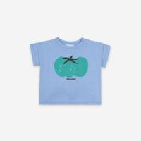 "【 BOBO CHOSES 21SS 】Tomato Short Sleeve T-shirt(121AB006)""Tシャツ"""