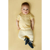 """【 GRAY LABEL 21SS】Baby Roll up Tee  """" Tシャツ """" / 70-90cm / Mellow Yellow"""