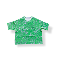 """【 ミナペルホネン 21SS 】ZS8107P ensoku """" Tシャツ""""  / green / 80-100cm"""