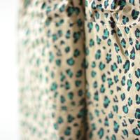 """【 folk made 21AW 】 leopard  jodhpurs pants """" パンツ """" / beige leopard print / S-L"""