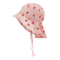 【Soft Gallery 2019SS】Val Hat / 037. Pale Dogwood, AOP Rosebud / One size