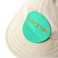 "【 UNIONINI 21SS 】baseball cap "" キャップ ""  /  ピーカブーヤ限定カラー ""off white"""