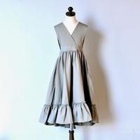 """【 GRIS 2020SS 】GR20SS-DR003 """"Apron Dress"""" / Grege / M-L"""