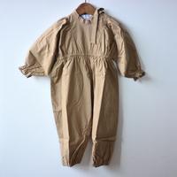 "【 folk made 21AW 】noble combinaison "" オールインワン "" / beige"