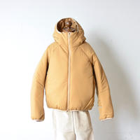 "【 MOUN TEN. 20AW 】air mitten blouson  [MT202036]  ""コート"" /  beige / 1(Ladies F)"