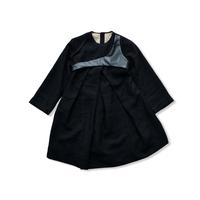"【 ANJA SCHWERBROCK 20AW】ANA / dress  ""ワンピース"" / BLACK"