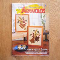 アライオロス刺繍図案 Clássicos de Arraiolos No.80