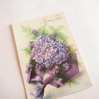 フランスの絵葉書 ストックの花束