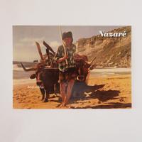【ポストカード】ナザレの漁師の民族衣装