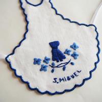 サン・ミゲル島の刺繍のボトルエプロン/民族衣装