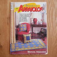 【古書】アライオロス刺繍図案 Clássicos de Arraiolos No.49