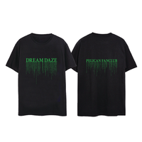 DREAM DAZE TEE【SS】(BLACK)