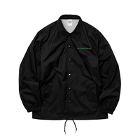 DREAM DAZE COACH JACKET(BLACK)