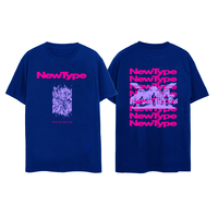 New Type TEE(ROYAL BLUE)