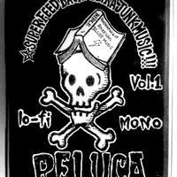 PELUCA  Vol.1 cassette tape