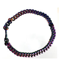 mad effect 玉虫 CHAINE NECKLACE