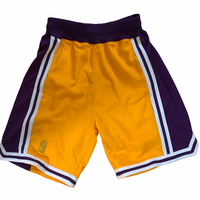 Mitchell&Ness Authentic Shorts レイカーズ 1996〜1997