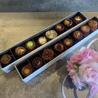 一番人気❣️【北野カヌレ】【2箱(16個)セット3300⇨3000】全種類味わいたいなら迷わずこちら✨