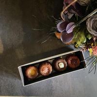 プチギフトに大人気✨マンスリーハーフ(4種×1個)季節のカヌレ、毎月変わるお味を堪能してください^ ^