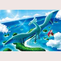 ポストカード「多島海の眺め」