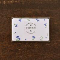 Suosikki ミニメッセージカード ブルーベリー