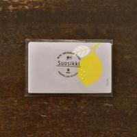 Suosikki ミニメッセージカード レモン