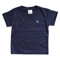 PERHAPS LOGO KIDS T-SHIRTS[NAVY]