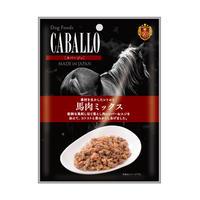 CABALLO レトルト馬肉ミックス 50g