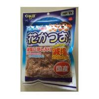 くいしんぼ 犬・猫ちゃん大好き 花かつお 減塩タイプ 減塩にぼし入り 25g