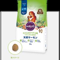 ハロー エイジングケア7+ 小粒〈天然サーモン〉1.8kg