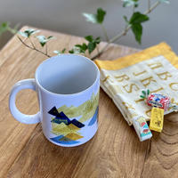 【山】(レ・モンターニュ)【全3色】マグカップ