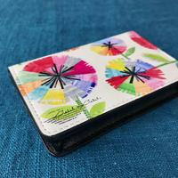 名刺ケース(カードケース)【虹花】(フルールアンシエル)(全2色)