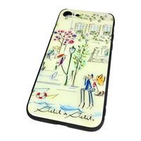 iphone SE2(第二世代)/ 11 Pro/XS/X/7/8 背面ガラスケース【セーヌ】
