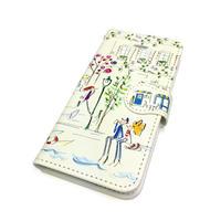 iphone11/11 Promax/XR/XSMax/8 plus/ 7 plus/6 plus/6S plus手帳型ケース【セーヌ】