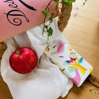 iphone SE2(第二世代)/11 Pro/XS/X/8/7/6S/6/SE手帳型ケース【鳥】(ロワゾ)【全3色】