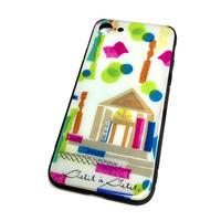 iphone11/XR/XSMax背面ガラスケース【図書館】(ビブリオテーク)