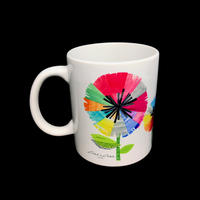 【虹花】(フルールアンシエル)マグカップ