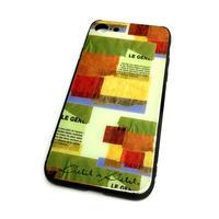 iphone SE2(第二世代)/11 Pro/iphone XS/X/7/8 背面ガラスケース【壁】(ル・ミュール)