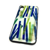 ✴︎新発売✴︎iphone11 Pro✴︎/iphone XS/X/7/8 背面ガラスケース【竹】(バンブー)