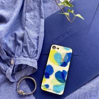 iphone11/XR/XSMax背面ガラスケース【花】(レ・フルール)【全4色】