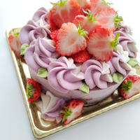 【工房受取】春苺ケーキ
