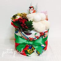 おむつケーキ1段(Noël)期間限定!