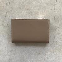 YAHKI(ヤーキ)YH-323 コインケース付きクレジットカードケース Taupe